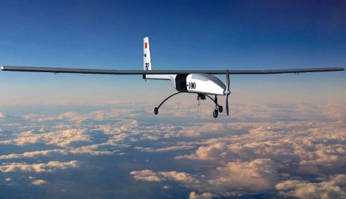 TAN-100 Solar-Powered UAV Project