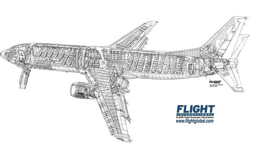 Boeing 737 Kabin Yapısal ve Montaj Tasarımı